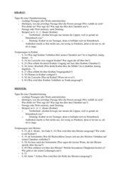 Krabat 8. Klasse Charakterisierung einiger Hauptfiguren
