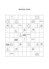 Weihnachts-Sudoku