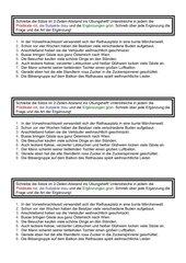 Satzglieder bestimmen