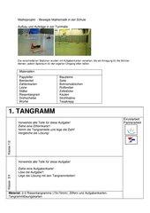 Matheprojektkarten 1-8