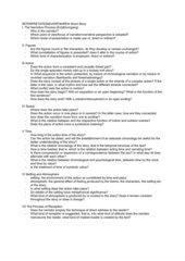 Interpretationsverfahren Short Story