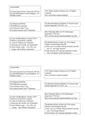 Textaufgaben zur Multiplikation, Division