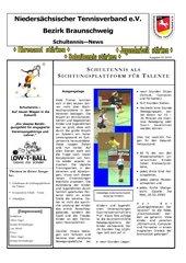 Kooperationsmodell Schule-Verein