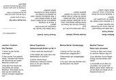 Lesekompetenz - Welttag des BUches 2009
