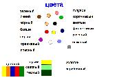 Einführung bzw. Wiederholung der Farbadjektive Russisch mit Aktiveboard