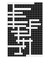 LF 4: Kreuzworträtsel klass. küchenfertige Erzeugnisse