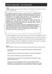 Der Erörterungsaufsatz - Der Schluss
