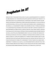 Propheten im AT