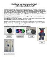 Textilrecycling
