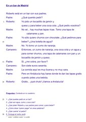 Filtertext: En un bar de Madrid