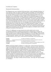 Word – professionell formatieren 6/6