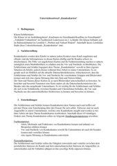 Verkäufer/Einzelhändler Lernfeld Kundenkarten