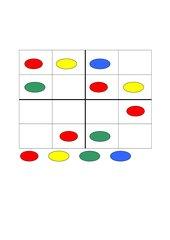 Farben-Sudoku