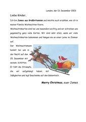 Weihnachten in Großbritannien