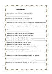 Klassenfragebogen