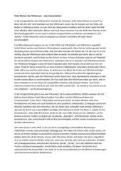 Peter Bichsel, Der Milchmann - eine Interpretation