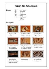 Rezept für Kakaokugeln