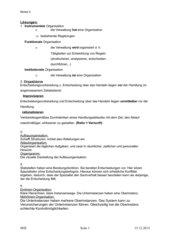 Klausur Verwaltungsbetriebswirtschaft