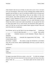 Wiederholung Wortarten: Das Nomen, Artikel