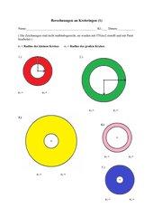 Berechnungen an Kreisringen (1)