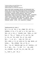 Doppelkonsonanten und -vokale