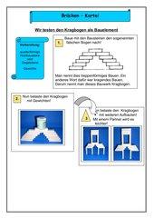 Brückenkartei: Kragbogen als Bauelement