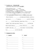 Klassenarbeit zu L2/3