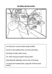 Kurzes Märchen: Die Möwe und das Lachen