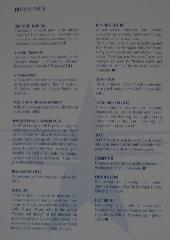 Hotelinformationen #2