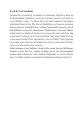 Einführung Wortarten/ Satzglieder