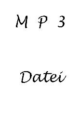 W. A. Mozart Menuett KV 1