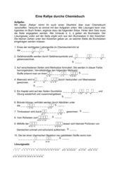 Rallye duchs Chemiebuch
