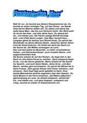 Lesetagebuch Das Lied der Delfine ab 12 J.