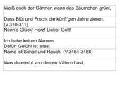 Schülerzentrierter Einstieg in Goethes Faust