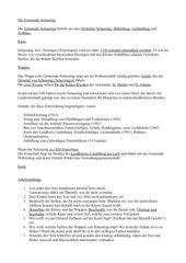 Einstieg ins Thema Gemeinde, HSU, Bayern, 4. Klasse