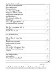 Green Line 3 (G8) Unit 3-2 Vocabulary Test