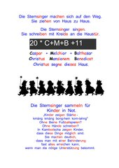 Sternsinger 2011