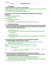 Politikarbeit zum Thema Sozialpolitik, Sozialversicherung, Vorsorge