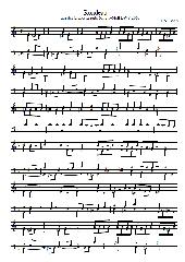 J. S. Bach: Rondeau aus der Orchestersuite h-Moll