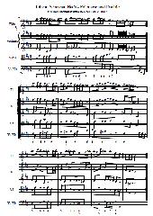 J. S. Bach: Polonaise aus der Orchestersuite h-Moll BWV 1067 - Bearbeitung für Blechbläser-AG