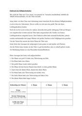 Deutsch Arbeitsmaterialien Logical 4teachers De