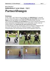 BallKoRobics (3) Partnerübungen
