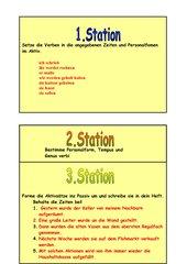 Aktiv - Passiv (Stationen)