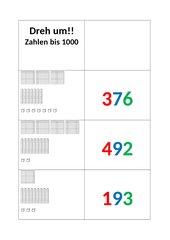 Kartei Zahldarstellung ZR 1000
