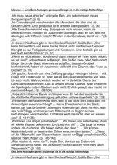 Level 4 Die Stadt der Kinder, Kap. 1-13 Textpuzzle