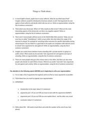 Schreibanlässe Level I (ca. 6. - 8. Klasse) + Level II (ab Klasse 8)