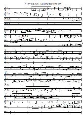 J. S. Bach: Fuge c-Moll, Wohltemperiertes Klavier Band 2
