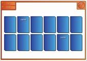Irregular Verbs:  Memo-Spiel / Zuordnungsspiel 3 - Interaktives Material für Smartboard