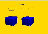 Würfel Formen imparfait