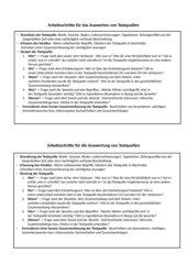 Analyse von Textquellen